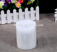 China factory led candle lamp solar led candle flickering light led component for color changing candle