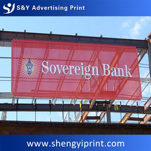 outdoor wholesale fence Vinyl Mesh Banner printing