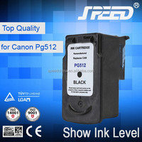 Original Quality Hot New Products for 2015 for Canon pg512 with ISO Certificate
