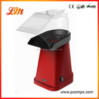 Newest Stir Crazy electric Popcorn popper machine for Family Use