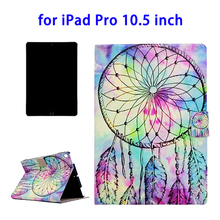 New Arrival Stand PU Leather Case for iPad Pro 10.5 Case Cover