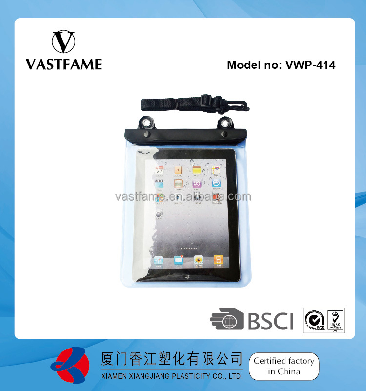 Waterproof Bag for ipad, similar size of tablet PC