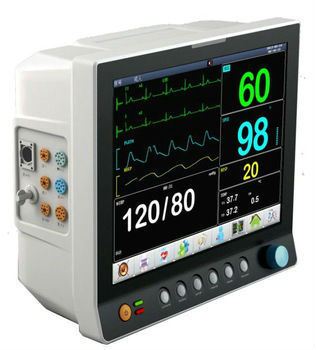 The best six parameter monitor 12.1inch Touch screen CE marked ICU Bed monitoring for the best quality