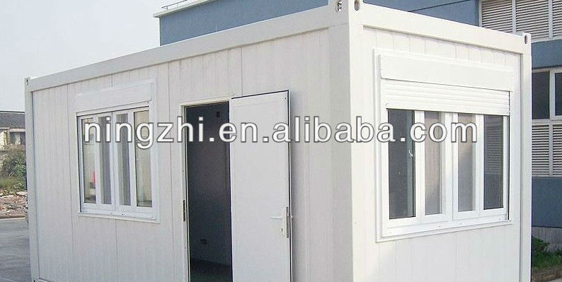 fast install container house/ prefab container home