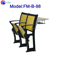 FM-B-98 Fixed leg college ladder classroom tables and chairs for sale