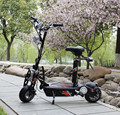 2016 good quality QX-2001 cheap folding mobility electric scooter