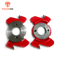 TCCN Manufacturers Customized 6mm 8mm 10mm Woodworking TCT Shaper Cutter Head