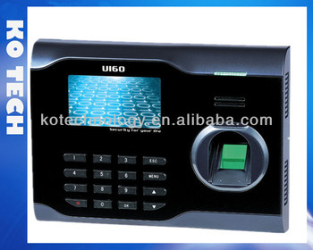 KO-U160 Time keeping alibaba sagem fingerprint time attendance