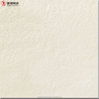 60x60 size floor tile, outdoor non slip ivory white rough finish cheap porcelain tile