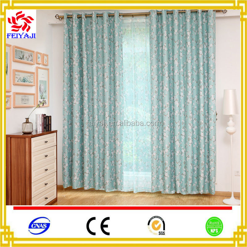 Shower Style Printed Polyester Curtain Fabric From Alibaba Express Turkey