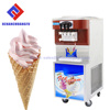 3 Flavor Commercial Soft Ice Cream