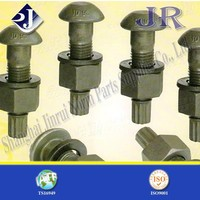M45 A325 hex heavy bolt