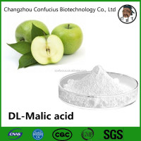 99% Purity Bulk Price Natural Food Additive malic acid DL-Malic acid