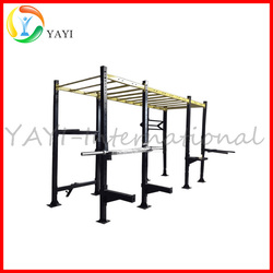 Crossfit Rack System Gym Equipment Pull up Rig