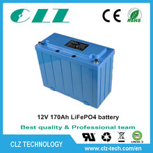Deepcycle 12 volt 120ah LIFEPO4 BATTERY with 2000cycles 12v 100ah lifepo4 battery pack and lifepo4 12v 200ah 170Ah battery