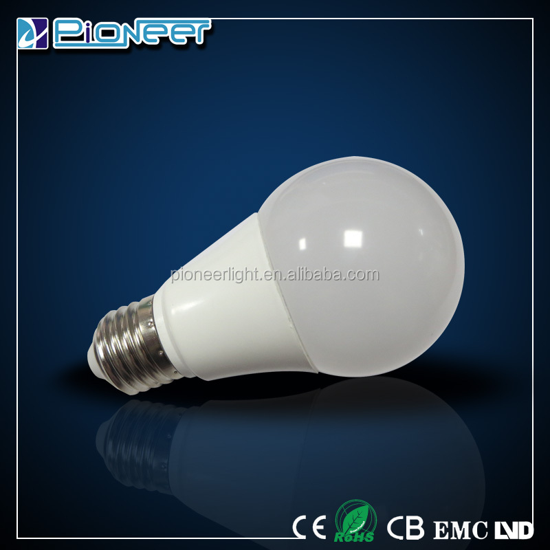 order from china direct housing for 5w bulb led lighting with ce rohs certification