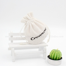 High quality small drawstring velvet jewelry bag pouch for gift packaging