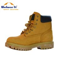 Factory Price safety boots with steel toe cap and steel mid sole