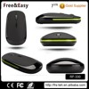 Oem Factory Custom Color 3d optical 2 4ghz wireless mouse with micro-receiver