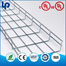 Metal Sheet Wire Mesh Cable Tray Trunking Metal Wire Duct