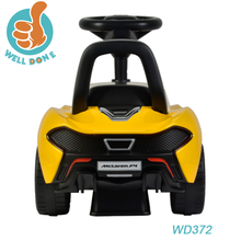 2017 new licensed McLaren P1, electric kids car parts WD372