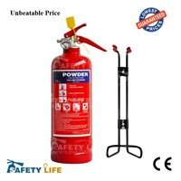 Dry powder fire extinguisher 12kg tank with CE and EN3 certified