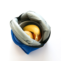 Durable new design school lunch bags