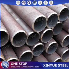 API 5L x52n Seamless Steel Line Pipe / ASTM A106b SMLS Carbon Steel Pipe and Tube
