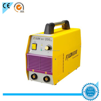 Low spatter ARC Stability Energy Saving MMA zx7-200 inverter welder