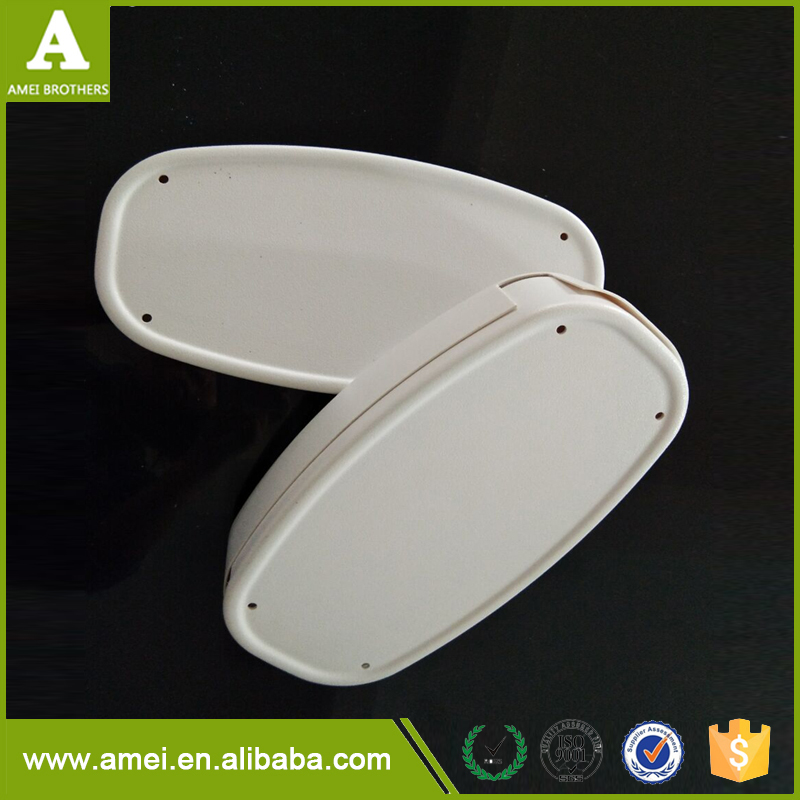 Thermoforming Customized ABS Plastic Cover for Machinery