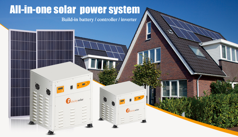 3.5kva Off The Grid Solar Power Systems System Design Home