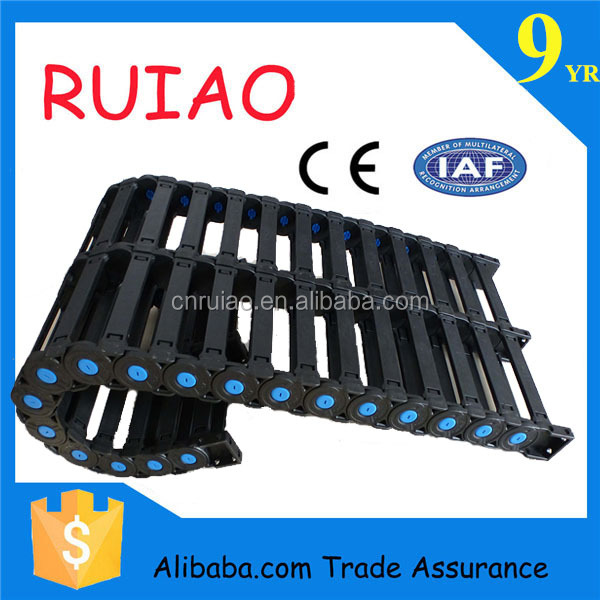 Best Selling Allow Discount Link for the Perfect Cabling CNC laser Plastic Drag Chain Guide Cover