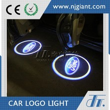 Led Car Logo Door Light, Custom Ghost Shadow Door Light Led, Led Car Door Logo Laser Projector Light