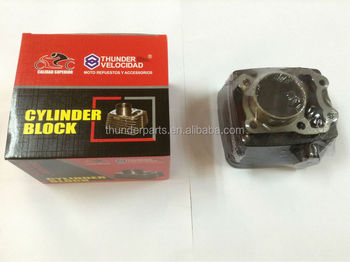 Motorcycle cylinder block parts for Bajaj motorcycles