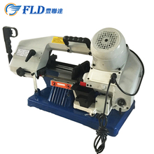 0 to 45 Degree Portable Mini 4 inch Metal Band Saw Cutting Machine