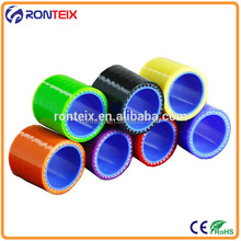 Heat Resisting Flexible Silicone Straight Coupler Rubber Hose