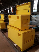 Heavy Duty Jobsite Tool Box Steel UTE/Truck Tool Box