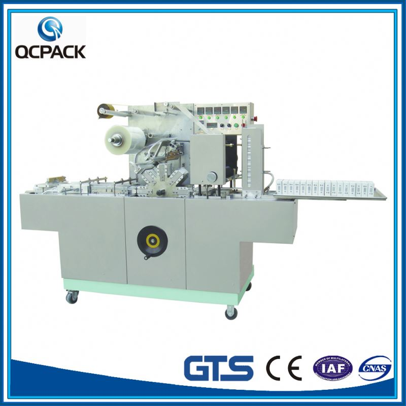 POF/LDPE Continuous Band Sealers Carton Shrink Wrapping Machine