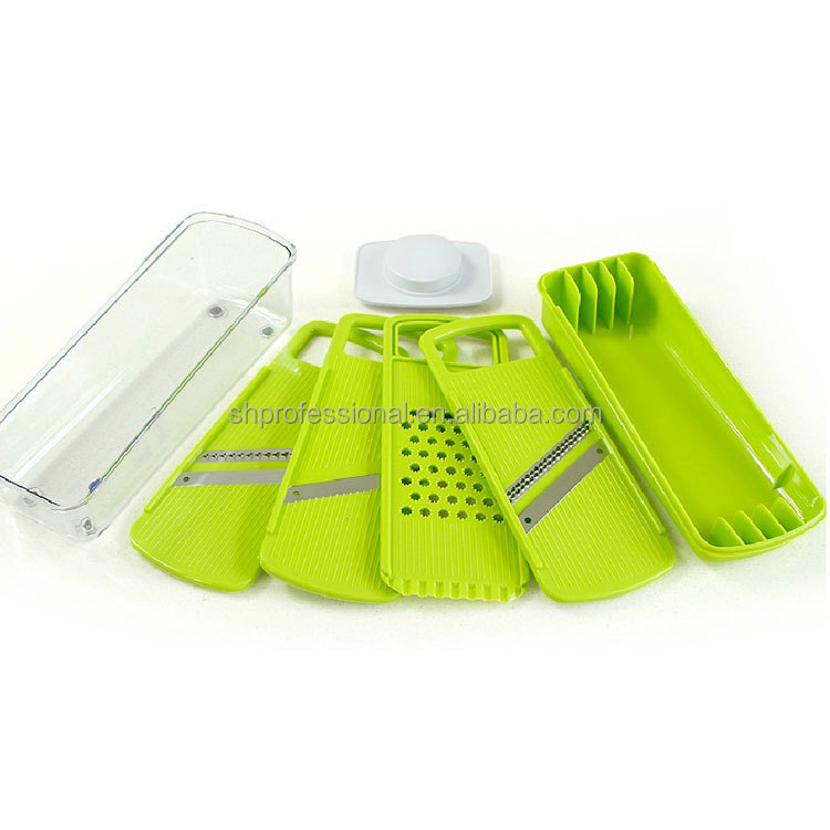 New Plastic Magic Chopper Slicer Dicer Chop Fruits Vegetables