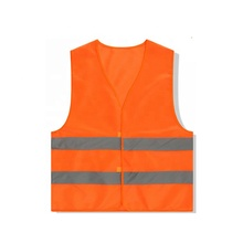 High Quality ANSI CE EN20471 Certificated Hi Vis Reflective <strong>Safety</strong> Vest
