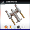 45-Degree Dual Aluminum Gas Valve