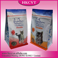 Chinese Factory Wholesale Cheap Custom Logo Printing Pet Cat Food Packing Bag With Zip Lock