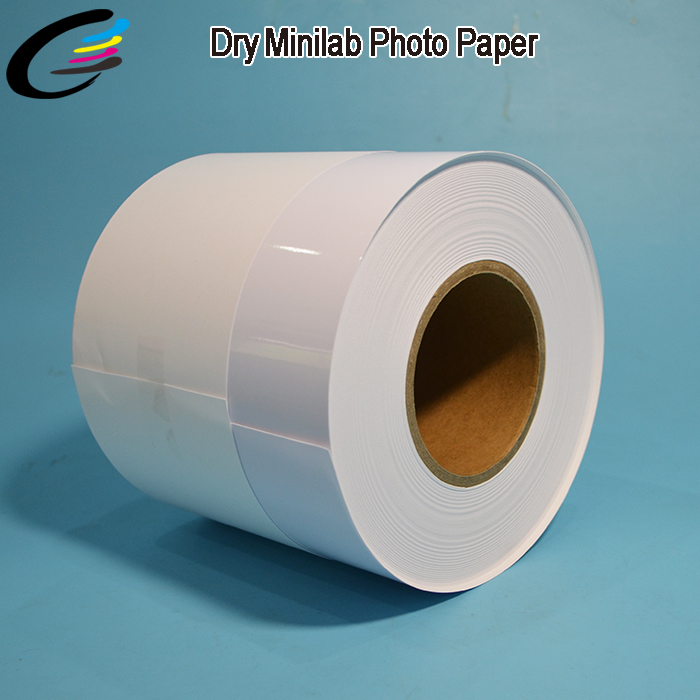 New Products Fuji Dry Lab Minilab Photo Paper for Epson SureLab D700 Printer
