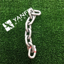 Made in stainless steel short link chain / Drop Forged Link Chain