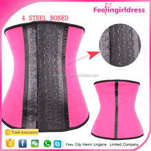 High quality sexy black red bule corset wholesale