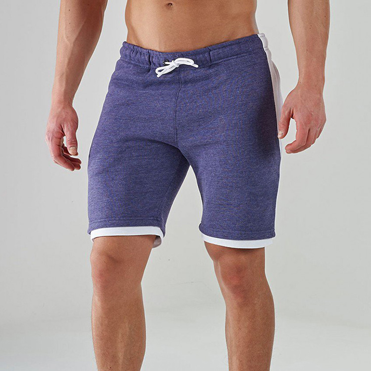 Good quality jogger pants man 100% cotton leisure cargo shorts online