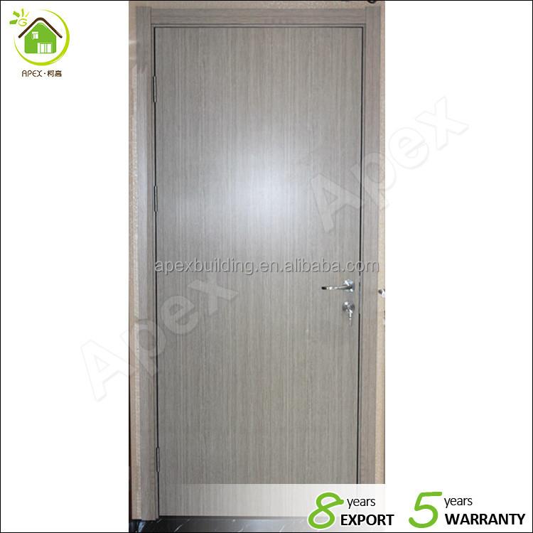 Wpc Door Plastic Door Eco Friendly Wood Plastic