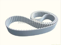 China White PU Timing Belt Open/Seamless/Endless/Steel Cord