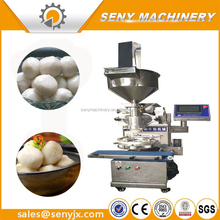 automatic small fish balls and crystal balls making machinery