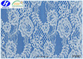2016 Hongtai white bridal french lace rose fabric lace